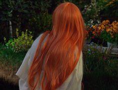 Red To Blonde, Short Blonde, Blonde Hair, Everyday Hairstyles, Cute Hairstyles, Wavy Hair, Red Hair, Hair Inspo, Hair Inspiration