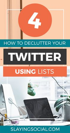 Twitter feed feeling too cluttered? Here's how to use the most underutilized tool on Twitter, lists, to organize your life and love Twitter again!