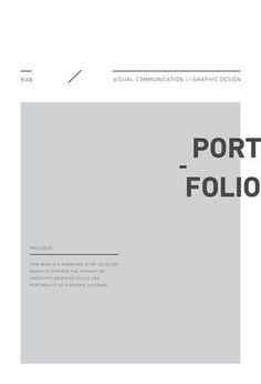 Find tips and tricks, amazing ideas for Portfolio layout. Discover and try out new things about Portfolio layout site Portfolio Design Layouts, Portfolio Design Grafico, Layout Design, Book Portfolio, Mise En Page Portfolio, Portfolio Covers, Graphisches Design, Buch Design, Graphic Design Layouts