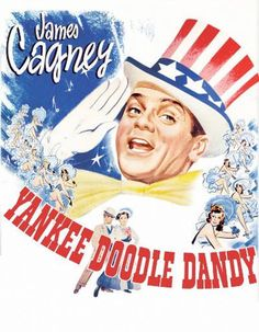 On of the 25 best movie musicals of all time - 'Yankee Doodle Dandy'