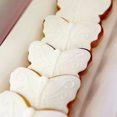 Butterfly bikkies from Sugar Coated Mama