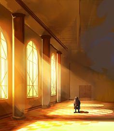 sans - the last hall