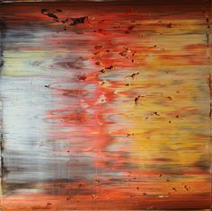 """Saatchi Online Artist Harry Moody; Painting, """"abstract red,black,white # 3"""" #art"""