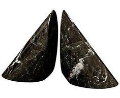 Marble Crafter BE35-BZ Coronet Bookends