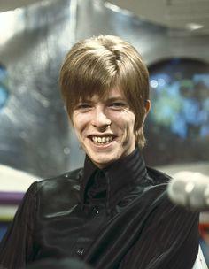 David Bowie. 60s