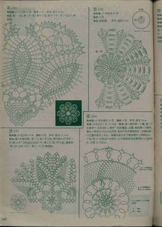 Doilies-Chinese - 12345 - Picasa Albums Web