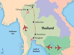 13 Day Tour of Thailand Including Airfare - www.gate1travel.com