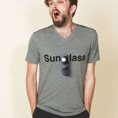eu.Fab.com | T-Shirt Sunglasses