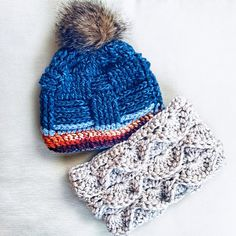 This is a handmade crocheted winter hat. The color is Denim Blue with a Faux Fur Racoon Pom Pom >multi colored >cozy winter accessory >stretchy >hand wash, lay flat to dry SHIPPING Expect 2 day delivery as all orders are made once payment is received Any questions please feel Mens Crochet Beanie, Crochet Hats, Cozy Winter, Winter Hats, Racoon, Winter Accessories, Blue Denim, Faux Fur, Delivery
