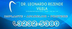 Folha do Sul - Blog do Paulão no ar desde 15/4/2012: Dr.Leonardo Rezende Vilela