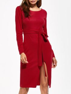 GET $50 NOW | Join Zaful: Get YOUR $50 NOW!http://m.zaful.com/round-neck-furcal-belted-bodycon-dress-p_243081.html?seid=8nv8ahbst3m17920iupb8mp4h7zf243081