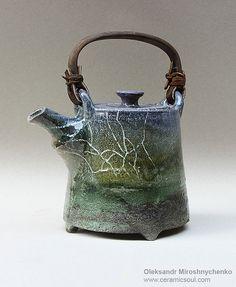 Alexandr Miroshnychenko (maa ceramics)  |  teapot.