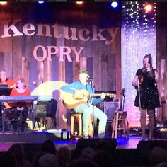 ast night, we were at the Kentucky Opry to hear Jonathan sing in the talent search.    He did a really good job, but didn't win his division. You have to win your division to move on to the semi final rounds.     { Read More }.