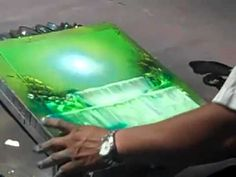 ▶ Spray Paint Artist Waterfall - YouTube