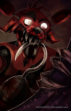Five Nights at Freddy's: Foxy
