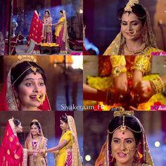 Siya Ke Ram, Bridal Chuda, Sita Ram, Cosmos, Collections, Crown, Earrings, Fashion, Ear Rings