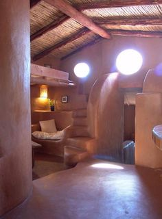 casa de barro San Pablo, Oaxaca  http://casaensanpabloetla-cob.blogspot.com/2011/01/casa-de-adobe-en-san-pablo-etla-oaxaca.html