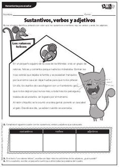 Parts of speech practice prior to affirmative and negative words Spanish Worksheets, Spanish Teaching Resources, Spanish Activities, Class Activities, Holiday Activities, Bilingual Classroom, Bilingual Education, Spanish Classroom, Spanish Lesson Plans
