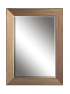 High Sheen Gold Rectangle Mirror  Click here to purchase: http://www.houzz.com/photos/17628870/High-Sheen-Gold-Rectangle-Mirror-traditional-mirrors