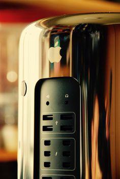 Beautiful Style Design...Mac Pro.