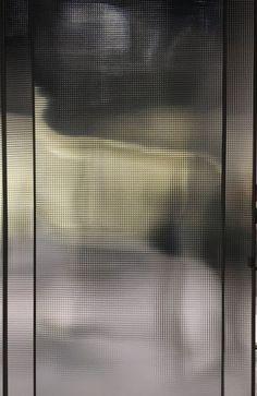 Door Alternatives, Reeded Glass, Low Ceiling Basement, Lotus Art, Glass Brick, Door Detail, Glass Partition, Bathroom Wallpaper, Office Interior Design
