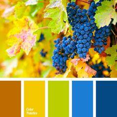 Olive Green and Orange Color Palette Orange Color Palettes, Color Schemes Colour Palettes, Green Colour Palette, Color Palate, Color Combos, Blue Palette, Grape Color, Color Blue, Color Harmony