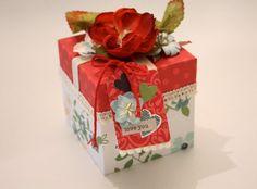 How to Make a Petaloo Exploding Valentine Box - Snapguide