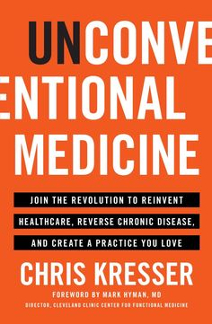 Our physicians recommend the book Unconventional Medicine: Join the Revolution to Reinvent Healthcare, Reverse Chronic Disease, and Create a Practice You Love by Chris Kresser which discusses what can be done to solve this Chronic Disease epidemic.