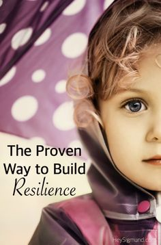 Resilience is such an important quality. Here's how to build it up in kids, adolescents, anybody. http://www.heysigmund.com/the-proven-way-to-build-resilience/