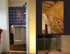 Le Bijou shower room Le Prince Noir Les B&B France  http://www.leprincenoir.com