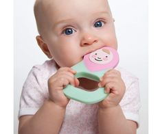 With its gentle rose water flavouring, this smiling Rosa character teether from Rosa & Bo will stimulate your baby's taste buds whilst soothing their sore gums. Easy grip design for little hands makes it the perfect teething toy for your baby. Little Babies, Little Ones, Teething Symptoms, Dribble Bibs, Matching Cards, Teething Toys, Sensory Toys, Baby Needs, Cute Characters