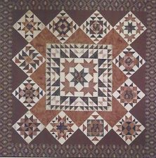 Barbara Jean's Sampler quilt pattern by Lori Smith of From My Heart to Your Hand