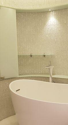 #Baño #proyectodecc #acabados #vidrio #blanco Photo And Video, Instagram, Glass, Architecture, Blue Prints
