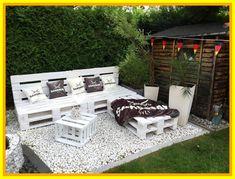 Image of: outside pallet furniture bar pallet outside furniture simple guide to making pallet patio