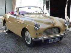 Austin A40 Cabriolet (1951)