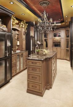 Beautiful closet..