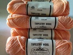 Elsa Williams Needlepoint Tapestry Yarn N215  10 by NovemberE, $15.00