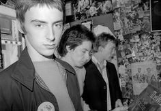 photomusik: The Jam photographed by Ray Stevenson, Carnaby Street, London (1977)
