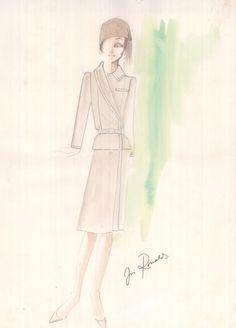 José Ronaldo O costureiro foi o primeiro criador de moda no Brasil a alcançar reconhecimento e fama, muito antes de Dener, no início dos anos 50, quando foi contratado pela fábrica Bangu de Tecidos para criar os vestidos do concurso mais importante da época (mais do que o Miss Brasil): o Miss Elegante Bangu…