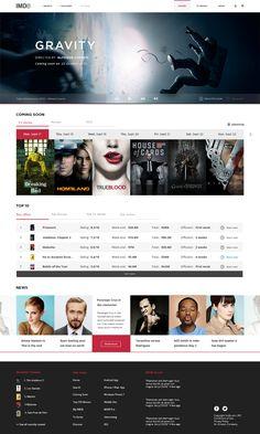 Redesigning IMDB | Thinking Database Design  | Gilles BertauxGilles Bertaux in Creative, Product Design, Design Idea
