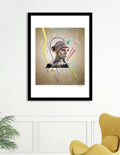 Discover «Colors Enchantment», Limited Edition Fine Art Print by Rajneesh Kushwaha - From $29 - Curioos