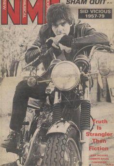 JJ Burnel, The Stranglers