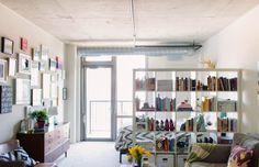 Menos es mas en Chicago: la casa de Cait Weingartner | Decorar tu casa es facilisimo.com