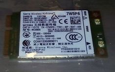 a tarjeta 3g 4g para portatil sierra wireless airprime mc8805 mini pcie
