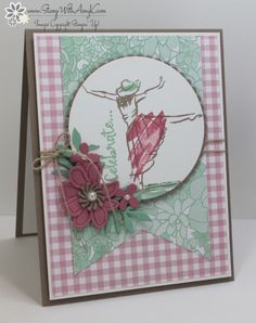 Stampin' Up! Beautiful You for Sunday Stamps