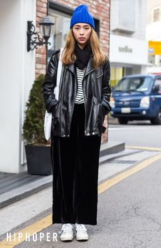 Gimhyeonji> Street Fashion | Hiphappeo | beginning of the street - Now, That's Street