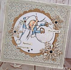 Kristine's lille papirverden: DT Scrappelyst Vintage World Maps