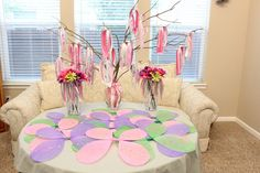 Garden Fairy Birthday Party Ideas | Photo 78 of 81 | Catch My Party
