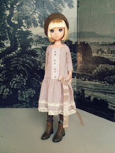 :: Crafty :: Doll :: Clothes :: Little Ruruko | by little_moshi