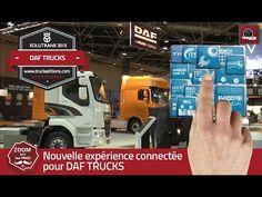 Nouvelle expérience connectée pour DAF TRUCKS - truck Editions